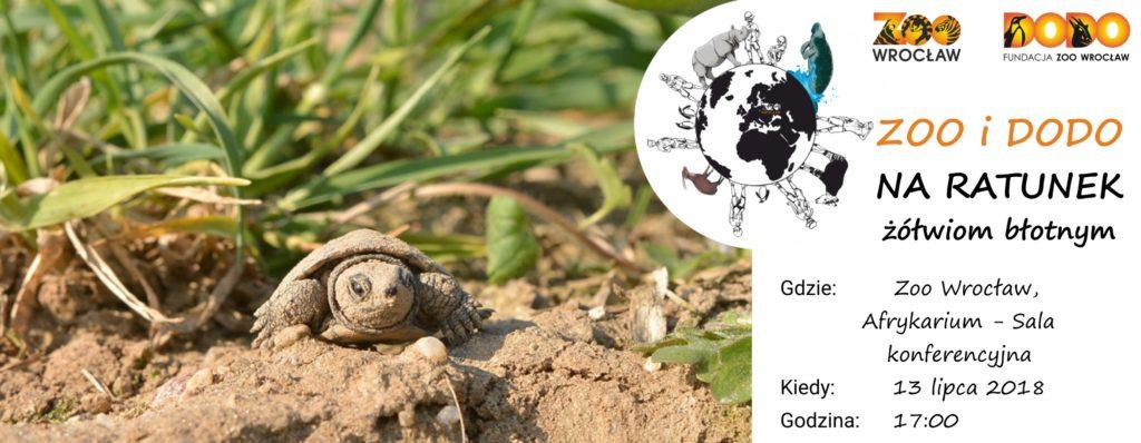 Zoo i Dodo na ratunek żółwiom błotnym