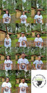 Biegacze Wild Run 2020 z Kukang Team, Sumatra