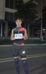 Biegacz Wild Run 2020 z Wietnamu. fot. Nam Vu
