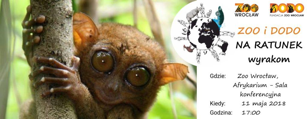 Zoo i Dodo na ratunek wyrakom