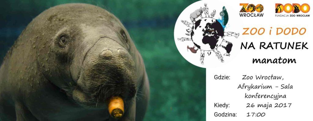 Zoo i Dodo na ratunek manatom