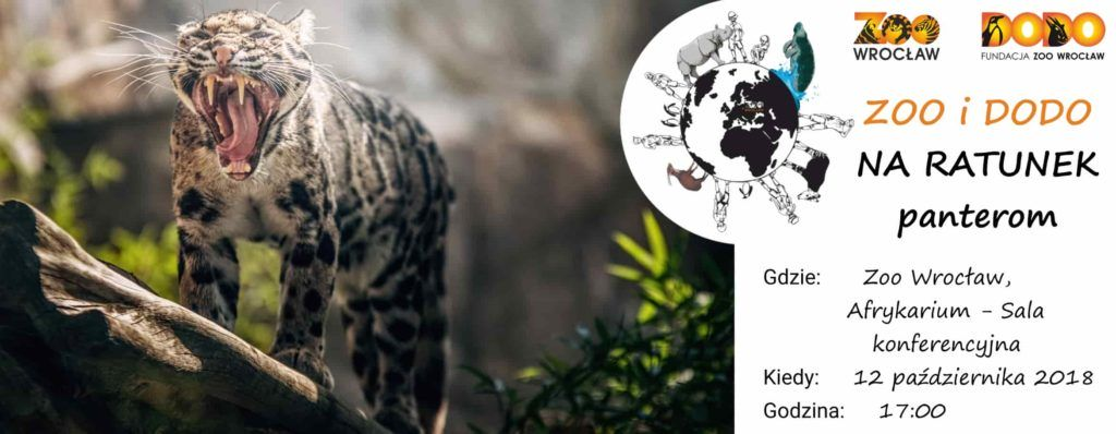 Zoo i Dodo na ratunek panterom