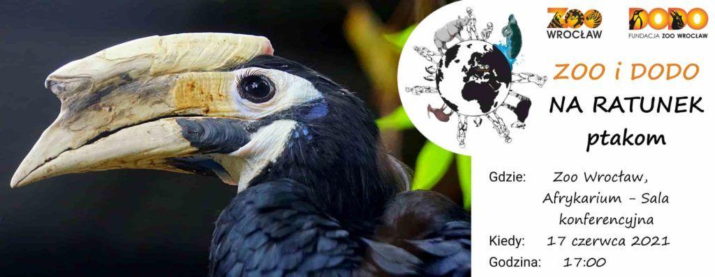 Zoo i Dodo na ratunek ptakom